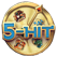 5 hit