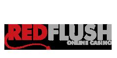 red flush logo