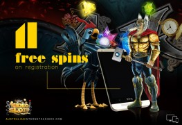 Free Spins Welcome Bonus