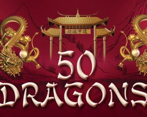50 Dragons Pokie Game