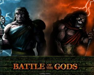 Battle of the Gods Pokie Game
