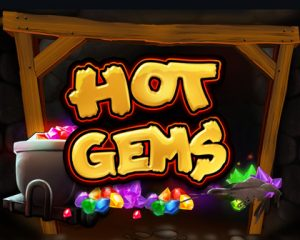 Hot-Gems-Pokie-Game