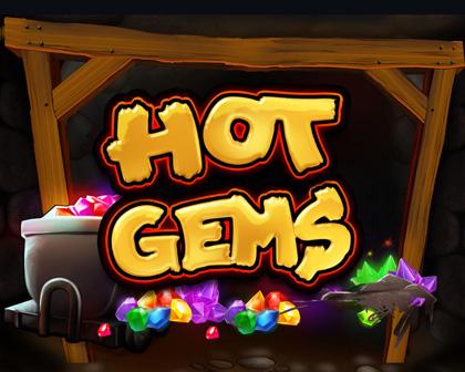 Hot-Gems-Pokie-Game