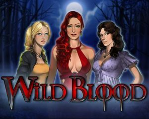 Wild Blood Pokie Game