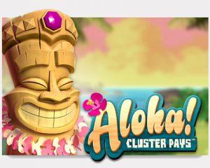 Aloha Cluster Pays Pokie Game
