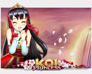 KOI Princess Pokie Game