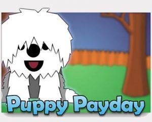 Puppy Payday Pokie Game