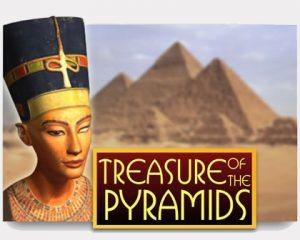 Treasure of the Pyramids Pokie Game