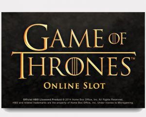 Game of Thrones Pokie Game