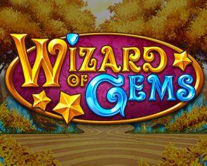 Wizard of Gems Pokie Game