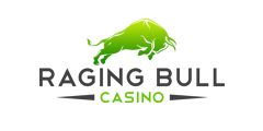 Raging Bull Mobile Casino Logo