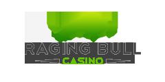 Raging Bull Mobile Casino Logo