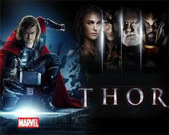 Thor Pokie Game