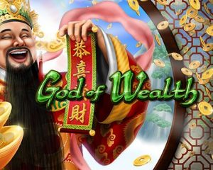 God of Wealth Pokie Game