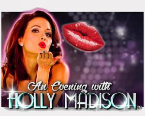 An Evening with Holly Madison Pokie Game