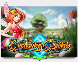 Enchanted Crystals Pokie Game