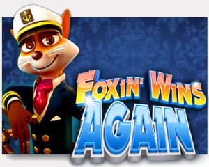 Foxin Wins Again Pokie Game