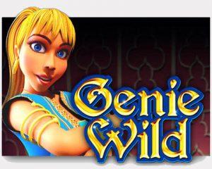 Genie Wild Pokie Game
