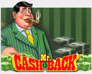Mr Cashback Pokie Game