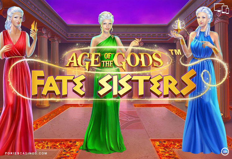 Fate Sisters Age Of The Gods Playtech