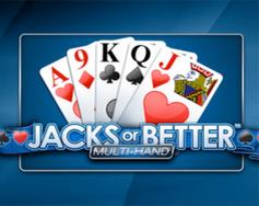 Jacks-Or-Better-Multi-Hand
