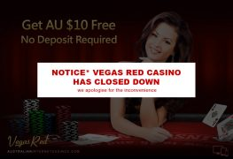 Vegas Red Closure