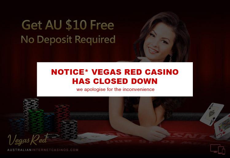 Vegas Red Closure