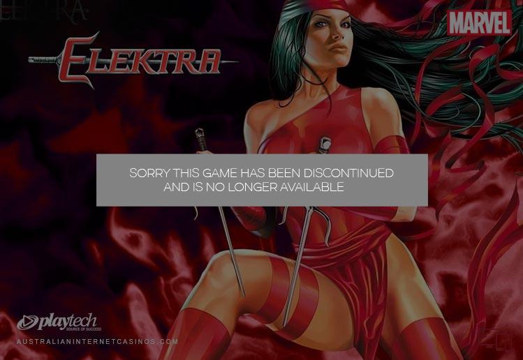 Elektra Pokie Game