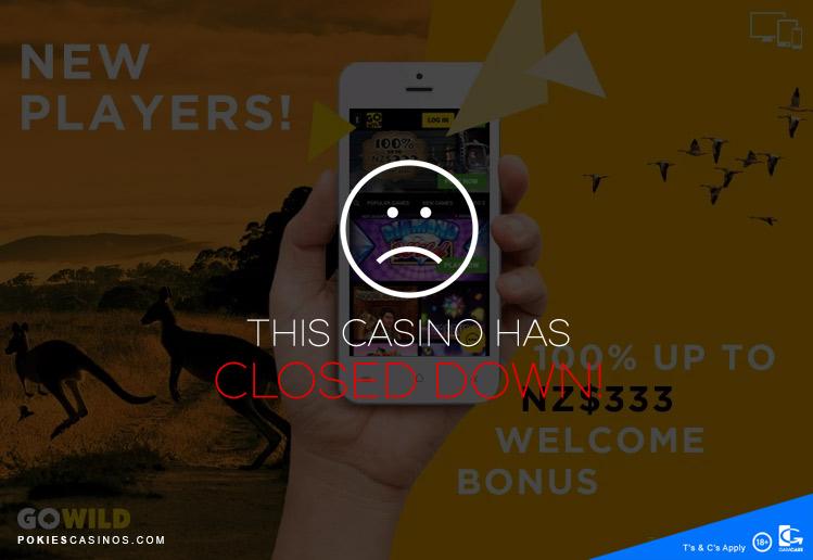 Go Wild Mobile Casino