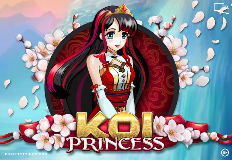NetEnt Popular Pokie Koi Princess