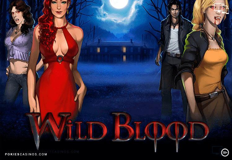 Play n Go Wild Blood Pokie