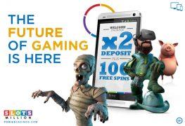 Slots Million VR Mobile Gaming Casino
