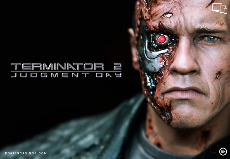 Terminator 2 Judgment Day Pokie by Microgaming