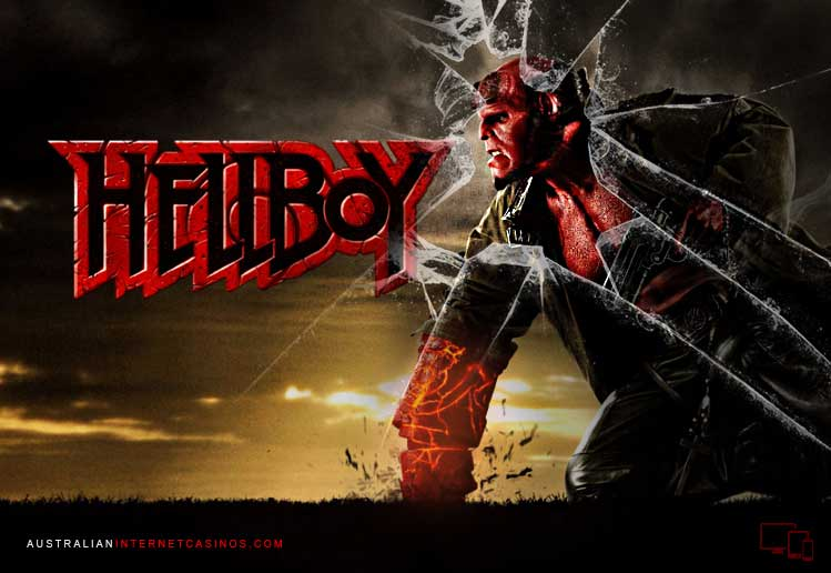 Hellboy Pokie Game