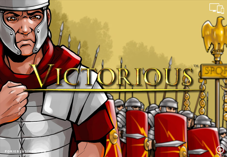 NetEnt Game Victorious