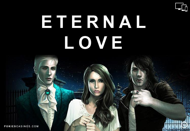 eternal love vampire pokie