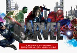 Marvel Pokies by Playtech