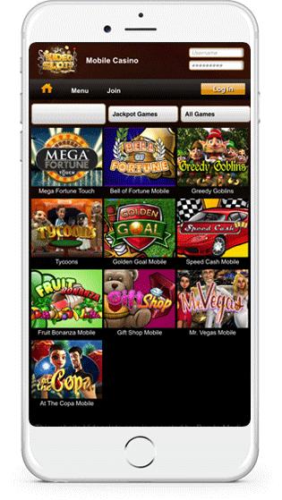 Video Slots jackpot games