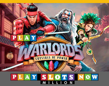 Play Warlords: Crystals of Power Online Slots at Casino.com South Africa