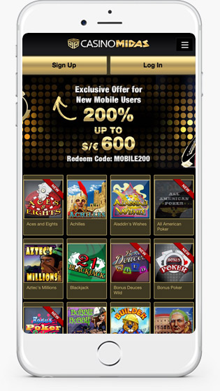 Casino Midas casino mobile play