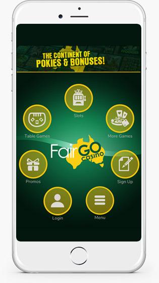 Fair Go Casino mobile play