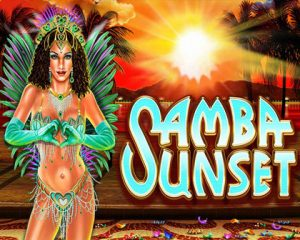 Samba Sunset Pokie Game