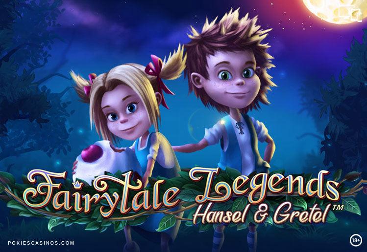 NetEnt Pokies Hansel and Gretel