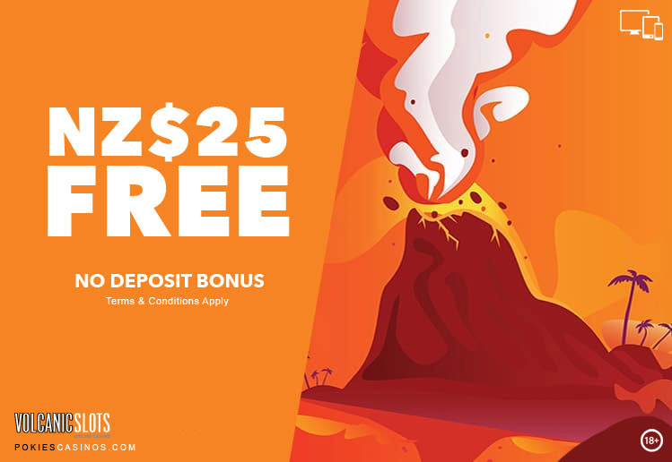 mobile casino no deposit bonus nz