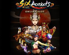 six-acrobats