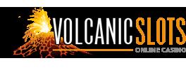 Volcanic Slots Casino Logo