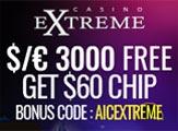 Exclusive Bonus Casino Extreme