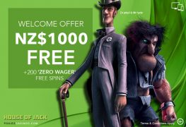 Trending Bonus Offer House Of Jack Casino