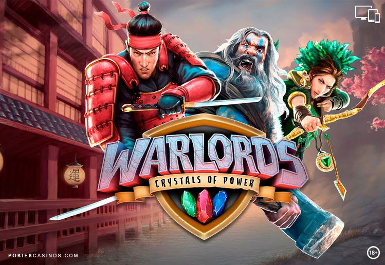 Warlords: Crystals Of Power - Rizk Casino