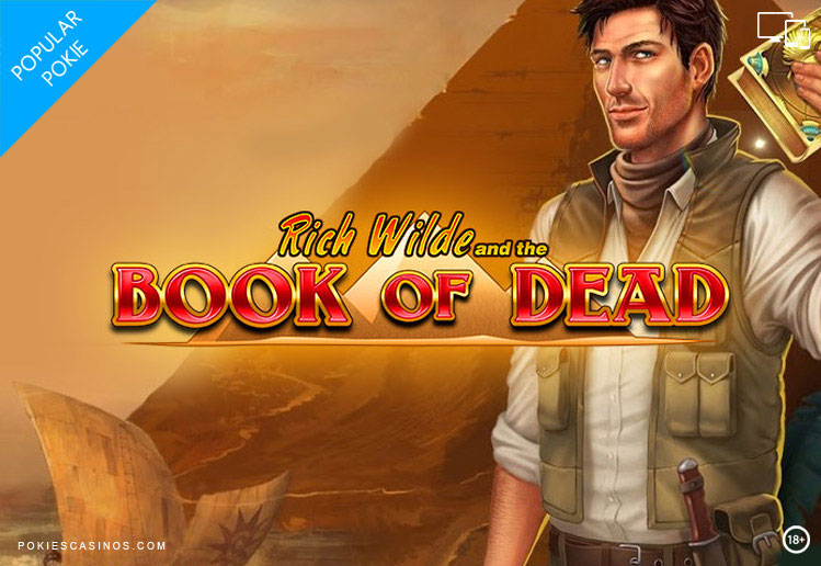 book of dead pokie